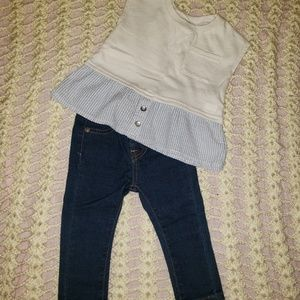 7 For All Mankind 2 Piece